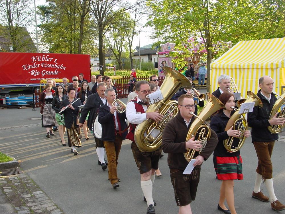 Frühlingsfest in Pfreimd