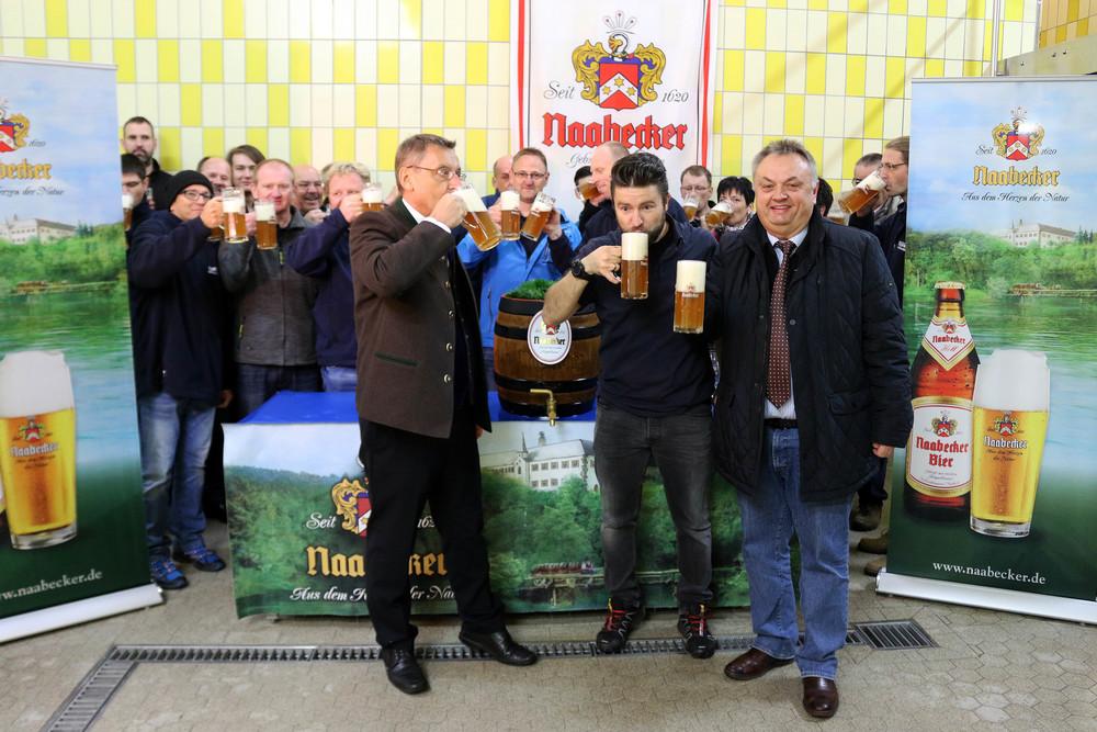 Bierprobe 125 Jahre FFW Ebermannsdorf mit Patenwehr FFW Wolfring