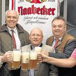Bierprobe zum 100-jährigen Jubiläum des FC Schwandorf