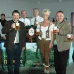Bürgerfest in Wackersdorf: Bierprobe
