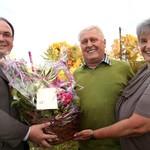 Gratulation zum 70. Geburtstag von Franz Koller