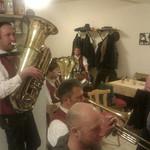 Bockbieranstich des Musikvereins Seebarn