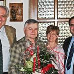 Einen herzlichen Dank zum 60. Geburtstag überbracht!