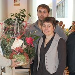 Georg Hauser überbrachte die besten Wünsche der Schlossbrauerei Naabeck zur Eröffnung und dankte für das entgegengebrachte Vertrauen.