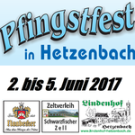 Pfingstfest in Hetzenbach