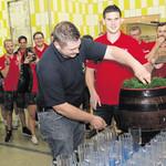 Bierprobe zum 50-Jährigen des SC Kreith-Pittersberg