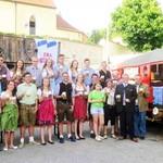 Bierprobe zur Kirwa in Haselbach