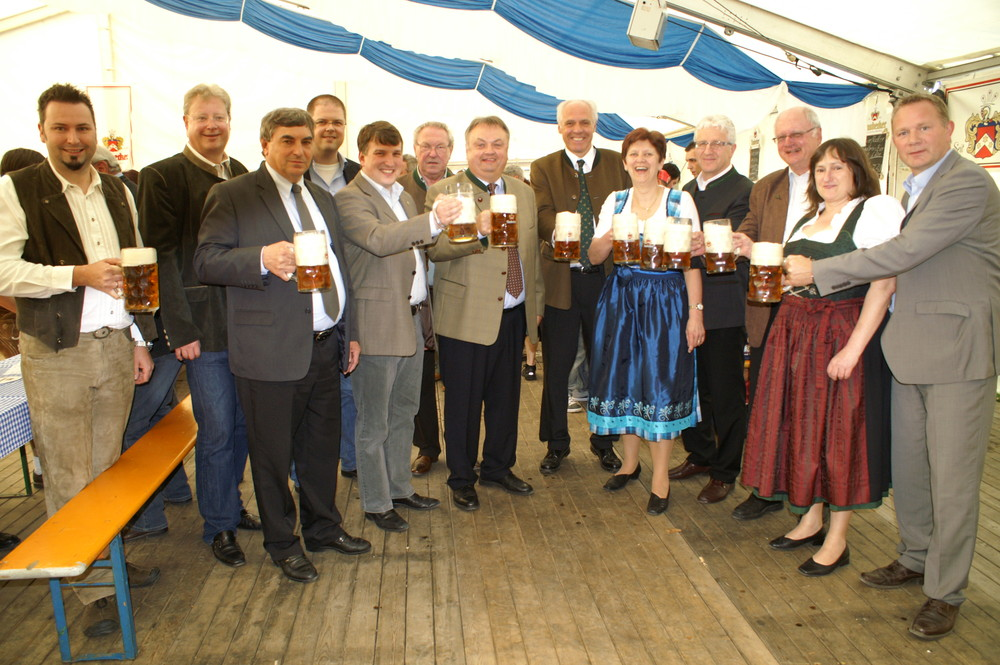 Eindrücke vom Volksfest Teublitz