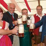 61. Rodinger Volksfest erlebt grandiosen Auftakt