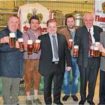 Burglengenfelder Maidult: Festbier bekommt Bestnoten