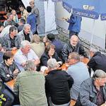 Zahlreiche Gäste feierten mit der FFW Obertrübenbach beim Hallenfest.