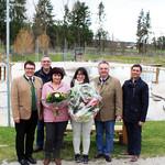 Eröffnung Erlebnispark Wasser-Fisch-Natur
